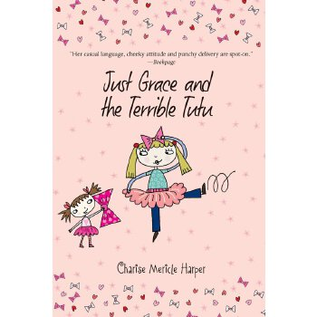 Just Grace and the Terrible Tutu    ISBN:9780547722276