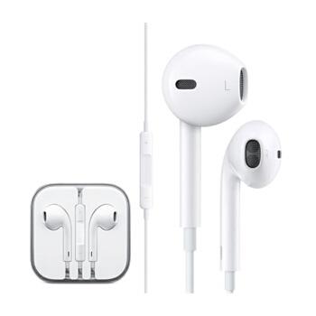 apple苹果耳机 iphone5 earpods 耳机 带线控耳机