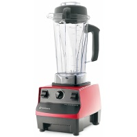 VITAMIX/维他美仕 VM0109 红色美国进口破壁料理机 调理机TNC5200升级款 珊瑚红 全食物 营养均衡料理机 破壁搅拌调理机 推荐厨房打精力汤