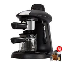 Eupa/灿坤 TSK-1822A咖啡机意式半自动家用咖啡壶高压蒸汽打奶泡  蒸汽式咖啡机 赠送磨豆机 咖啡豆