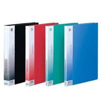 齐心NF20AK 办公用品 A4 20页文件夹 资料夹 试卷夹插页 资料册