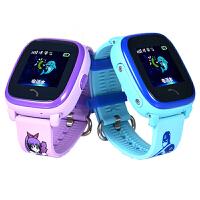 智能手表儿童手表通话插卡远程监听 防水 gps定位手表足迹跟踪 学生卡通手表 电子栅栏 触控切换
