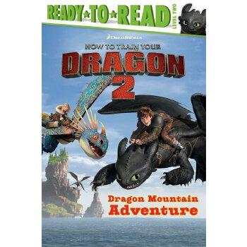 准备阅读:龙山大冒险英文原版Ready to Read: Dragon Mountain AdventureJudy KatschkeSimon Spotlight