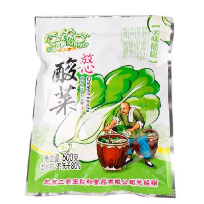 食锦香 酸菜 500g