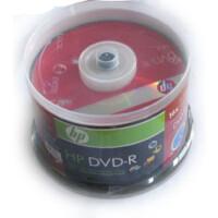 原装 新HP 惠普 DVD-R 空白 刻录盘 DVD光盘50P