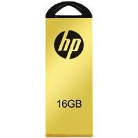 惠普(hp)黄金纪念版U盘 V225W 16G 优盘,金属外壳!