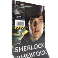 【包邮】 现货 福尔摩斯 英文原版BBC Sherlock: The Casebook 神探夏洛克