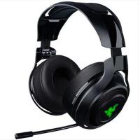 Razer/雷蛇 战神 头戴式2.4G无线7.1声道幻彩游戏耳机/耳麦