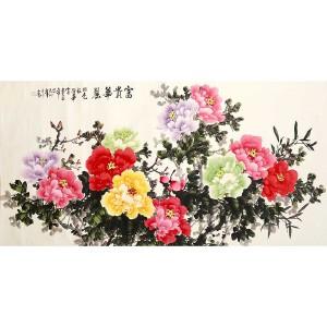 517佚名《花开富贵》