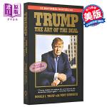 """特朗普:交易的艺术 英文原版 Trump The Art of the Deal 川普 被称为特朗普""""竞选宝典"""""""