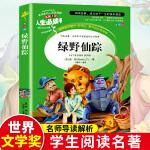 绿野仙踪 教育部新课标推荐书目-人生必读书 名师点评 美绘插图版