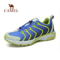 Camel骆驼 户外徒步鞋 新款 男款网面透气低帮徒步鞋网鞋