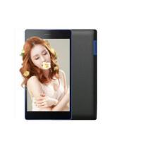 新款 联想(Lenovo)Tab3 730 7英寸平板电脑pad手机 黑色/白色 标配1G/16G/双卡4G通话版 送16G内存卡
