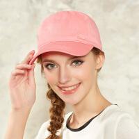 女士帽子 春夏天韩版女帽潮运动鸭舌帽户外防晒遮阳帽子棒球帽女3050