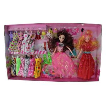 芭比娃娃别墅手工制作步骤方法