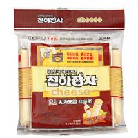 [当当自营] 韩国进口 真珠海地村特制芝士鳕鱼肠9根装 90g