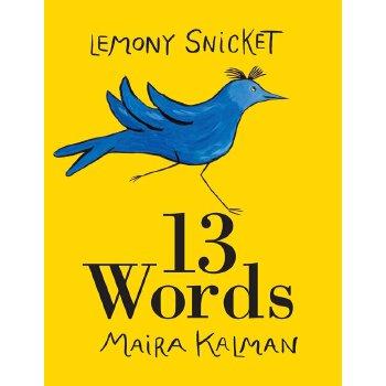 13 Words    ISBN:9780061664670