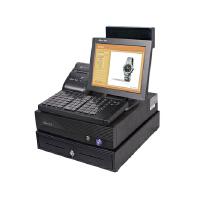 中崎商用POS机 ZQ5000 收款机 收银机 高端分体式商用POS