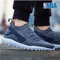 (NBA特卖)NBA运动鞋男子网面透气运动休闲鞋袜套 N1631904
