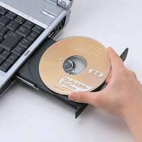 【品牌直供】日本SANWA CD-MDV10W 车载cd机导航仪/电脑dvd光驱磁头清洁光盘清洗碟
