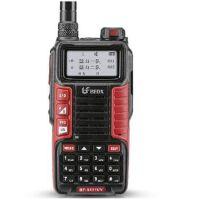北峰 BF-5111 UV段 专业手持对讲机 LCD高清显屏 四段、双显、双守侯 LED强光手电和数字调频收音机