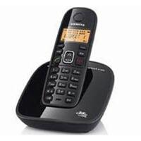 集怡嘉 Gigaset(西门子)A180 主机 白色 2.4G数字无绳电话机