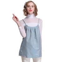 优加防辐射服孕妇装正品内穿银纤维吊带孕妇防辐射衣服四季通用D016