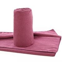Laieryoga来尔 瑜伽铺巾 加厚瑜伽毯 瑜珈垫子 健身愈加毯 赠背包