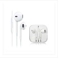支持礼品卡支付 苹果 Apple 苹果 iphone5,5s,6 原装入耳式耳机 EarPods 线控白色官方标配