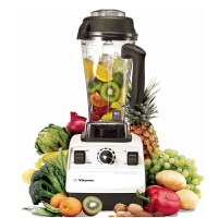 美国VITAMIX/维他美仕 原装维他美仕Vita-Mix VM0109 全食物 营养均衡料理机TNC5200升级款 破壁搅拌调理机 推荐厨房打精力汤