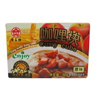 [当当自营] 台湾地区进口 牛头牌 咖喱块 66g