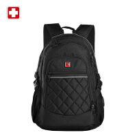 SWISSWIN正品瑞士军刀学生书包防水大容量户外双肩包电脑包