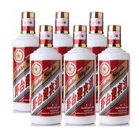 【酒界网】贵州茅台  53度 茅台迎宾 500ml * 6瓶   白酒