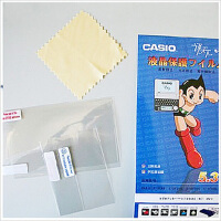 卡西欧电子词典保护膜辞典(EE99 ED200 300)* 屏幕保护膜 贴膜