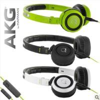 AKG 爱科技 Q460 头戴式耳机  线控耳麦 雅登行货 时尚 轻便 强解析