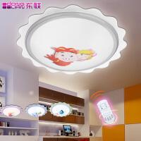 东联儿童卧室吸顶灯餐厅现代简约 创意 儿童卧室床头客厅灯饰x305