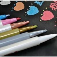 斯塔油漆笔 DIY相册 黑卡 油漆笔 金属笔 斯塔相片笔 6色选
