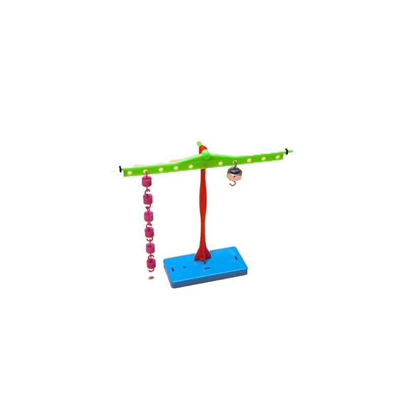 小学生科技小制作材料自制天平幼儿园