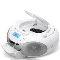 熊猫 CD-208 CD 磁带 录音 CD MP3光盘 U盘 全能复读机 收音机 英语学习机 收录机 播放机 胎教机