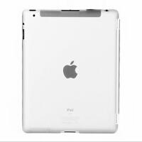 ikodoo爱酷多 iPad保护背壳磨砂后壳 ipad3保护背壳伴侣 ipad2背壳 Smart Cover保护壳