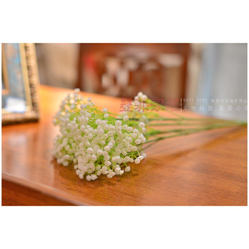 欧式家居客厅仿真装饰花塑料花假花