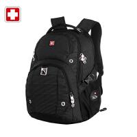 【一件包邮,全店2折起】【仅一天限时秒杀】SWISSWIN瑞士军刀双肩包男女背包旅行背包电脑包运动休闲包SW9217