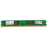 金士顿(Kingston)DDR3 1600 8G  台式机内存 速度与稳定  1.35V低电压产品,可降低发热,增强寿命和稳定性