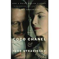 可可香奈儿密史 英文原版 Coco Chanel And Igor Stravinsky Chris Greenhalgh