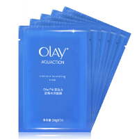 [当当自营] Olay玉兰油 水漾动力密集水润面膜(保湿 补水) 5片
