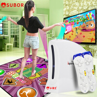 小霸王SB-A7 双人亲子家庭互动人无线手柄感应家用健身体感游戏机