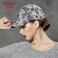 kenmont帽子女士 棒球帽 潮帽时尚女帽 鸭舌帽女2272