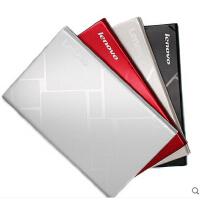 Lenovo/联想 F360S 1TB 金 银 黑 红 四色银超薄型f360s  f360移动硬盘 高速USB3.0 金属外壳