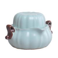 陶瓷故事 快客杯一壶一杯陶瓷茶具 茶杯茶壶套装旅游
