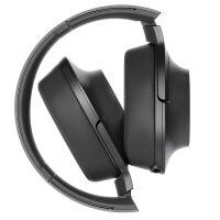 索尼(SONY)MDR-100AAP h.ear系列耳机(炭黑/柠檬黄/朱砂红/翠绿色/波尔多红)